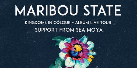 Maribou State - Kingdoms In Colour - Album Live Tour tickets