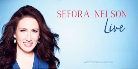 Sefora Nelson live Tickets