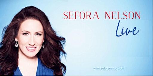 Sefora Nelson live