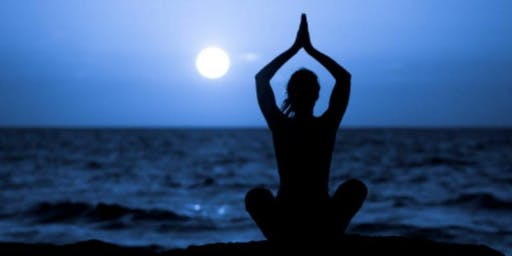 Full Moon Gentle Yoga and Meditation