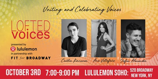 Lofted Voices: A Celebration of Every Voice