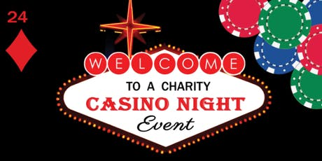 Charity Casino Night tickets