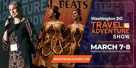 2020 Washington DC Travel & Adventure Show tickets