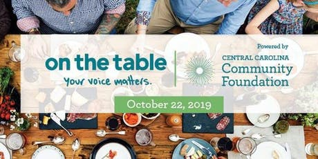 On the Table | Lunch and conversation with Cola Gives & Historic Columbia tickets