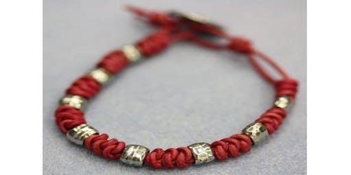 Spanish Knot Bracelet (Scottsdale - Dorothy) (2019-11-23 starts at 2:30 PM)
