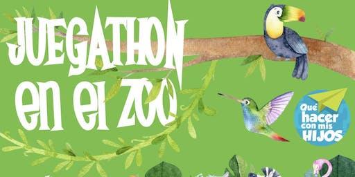 Juegathon en el Zoo