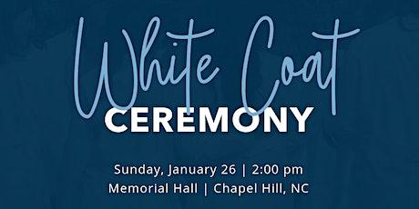 White Coat Ceremony tickets