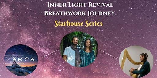 Conscious Breathwork Journey w/ Live Music from AKOA & Alex Bernat