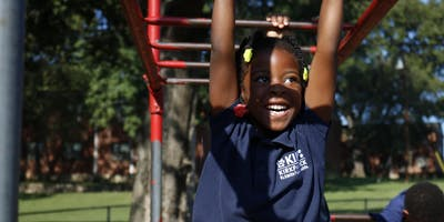 Women's Reception and Playground Fundraiser for KIPP Antioch