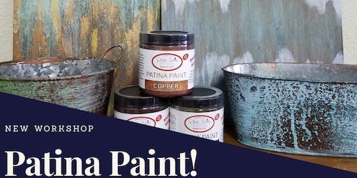 Patina Paint Workshop