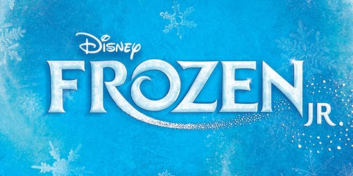 Upstart Crow Studios production of Frozen JR Icicle Cast