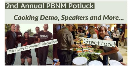 2nd Annual PBNM Potluck and More! tickets