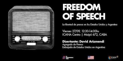 #USIndependenceWeek - Freedom of speach