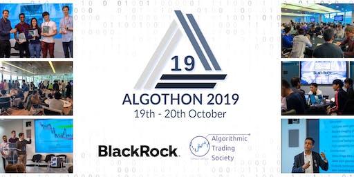 Algothon 2019 @ BlackRock