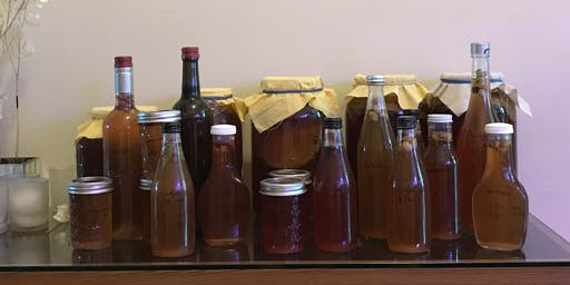 Ferment Yourself! Kombucha Making Workshop