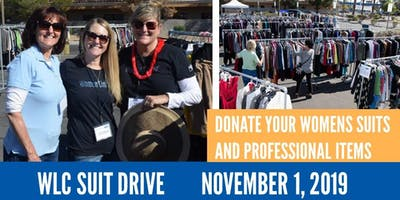 2019 WLC Fall Suit Drive
