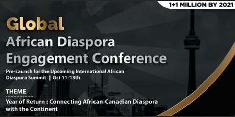 Global African Diaspora Engagement Conference tickets