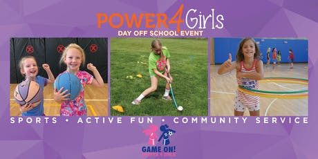 October Power4Girls BVSD Day Off School Event tickets