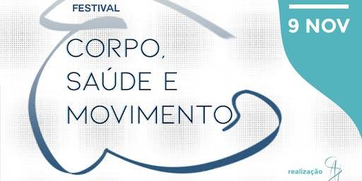 Festival Corpo, Saúde e Movimento