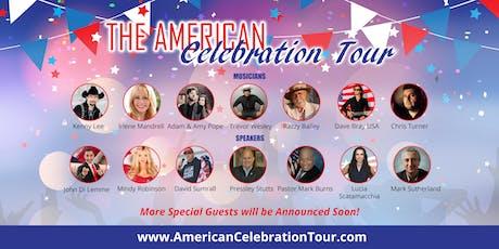American Celebration Tour tickets