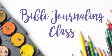 Bible Journaling at The Open Church tickets