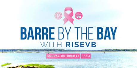 Barre by the Bay with riseVB tickets