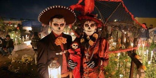 Cholita de los Muertos