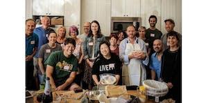 100% Whole Wheat Sourdough Bread Class (12-08-2019...