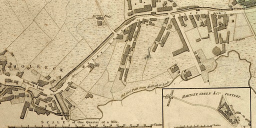 Leeds in 1819 - Part I: Holbeck to Briggate