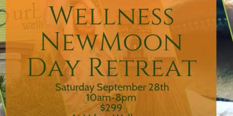 Urban Wellness New Moon Day Retreat tickets