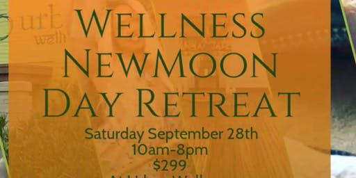Urban Wellness New Moon Day Retreat