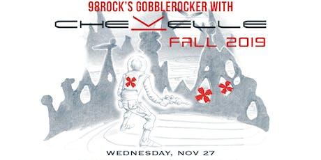 Chevelle - 98ROCK Gobble Rocker tickets