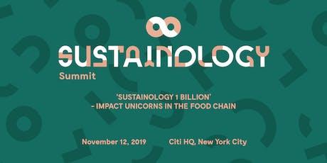 Sustainology Summit 2019 tickets