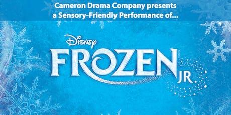Sensory-Friendly Performance of Disney's Frozen Jr. tickets
