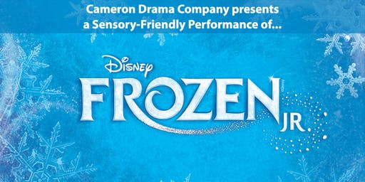 Sensory-Friendly Performance of Disney's Frozen Jr.