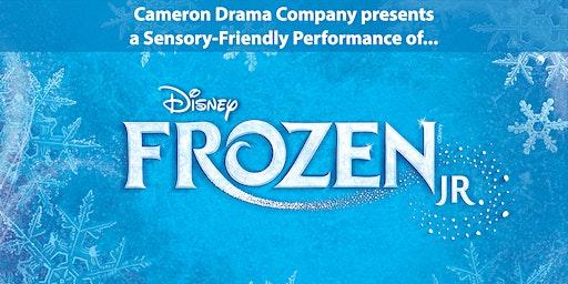 Sensory-Friendly Performance of Disney's Frozen Jr.