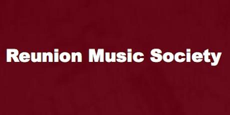 The Reunion Music Society Chamber Recital tickets