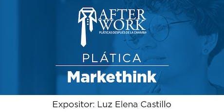 Afterwork - Markething tickets