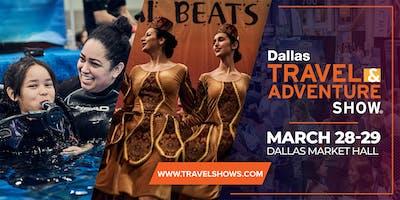 2020 Dallas Travel & Adventure Show