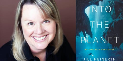 Meet the Author - Jill Heinerth
