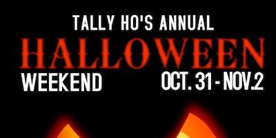 Halloween at Tally Ho