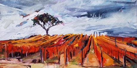 Vines in the Fall @ ART CENTRAL tickets