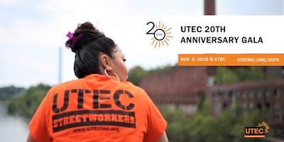 UTEC 20th Anniversary Gala