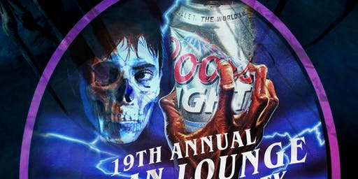 19th Annual Urban Lounge Halloween Party