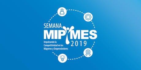 """""""Herramientas Digitales para transformar las Mipymes"""". entradas"""