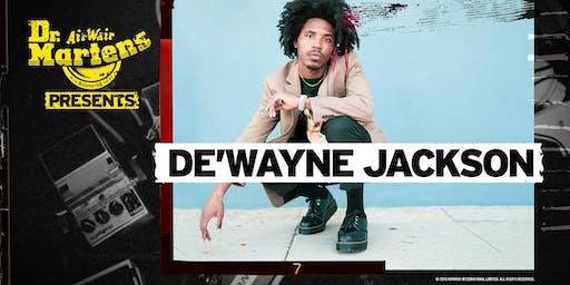 Dr. Martens Presents: De'Wayne Jackson