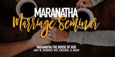 Maranatha Marriage Seminar