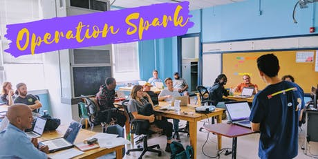 Operation Spark Brunch & Learn tickets