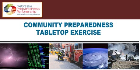 Community Preparedness Tabletop Exercise tickets