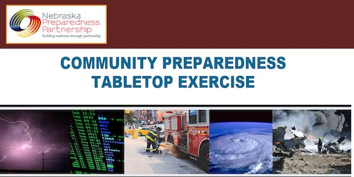 Community Preparedness Tabletop Exercise